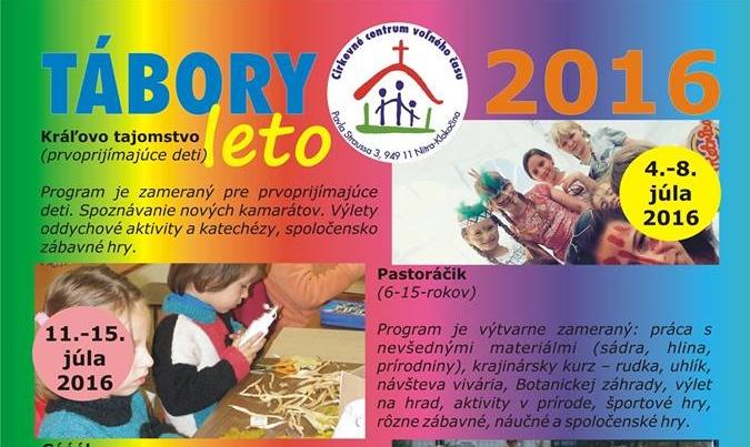 Letné tábory v CCVČ Nitra - Kam v meste  2285f5be26b