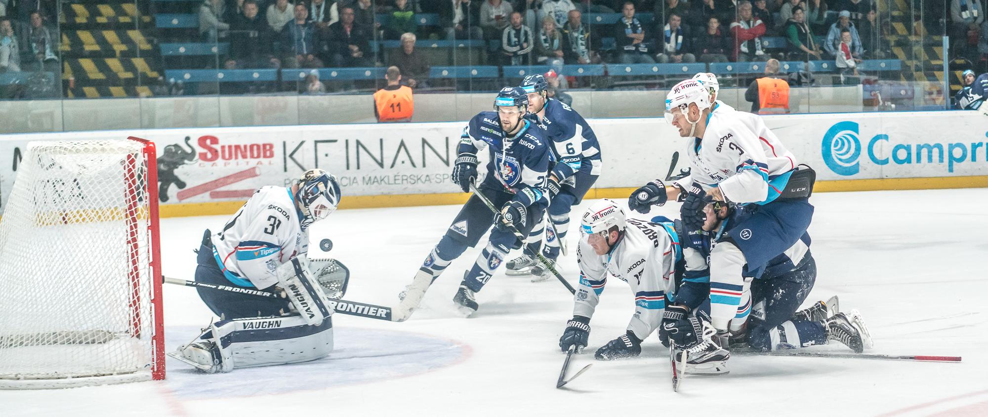 Hokej  Nitra doma bodovala naplno - Šport a relax  c04b0c0eeb3