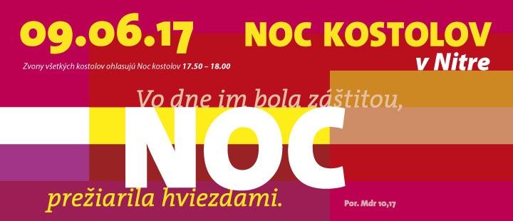NOC KOSTOLOV 2017 V NITRE - Kam v meste  9eab0533a02