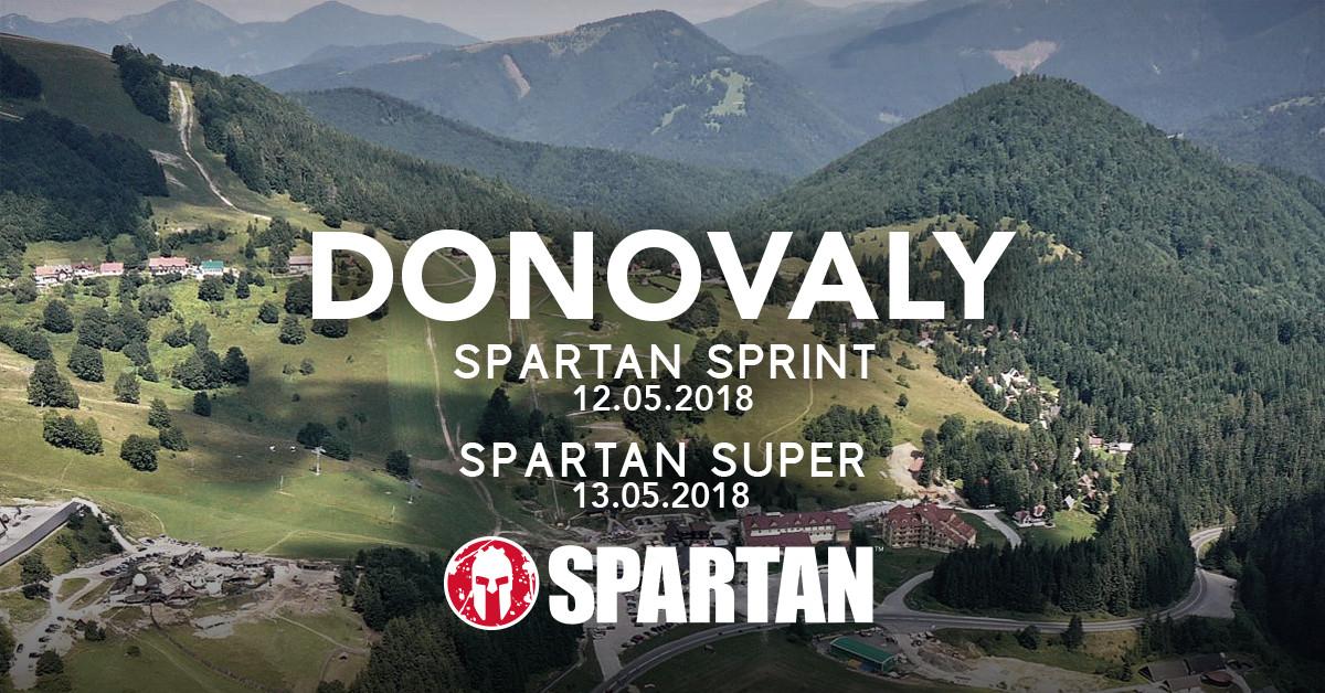 Spartan Race Donovaly 2018 - podujatie pre - Kam v meste  8278e0357fa