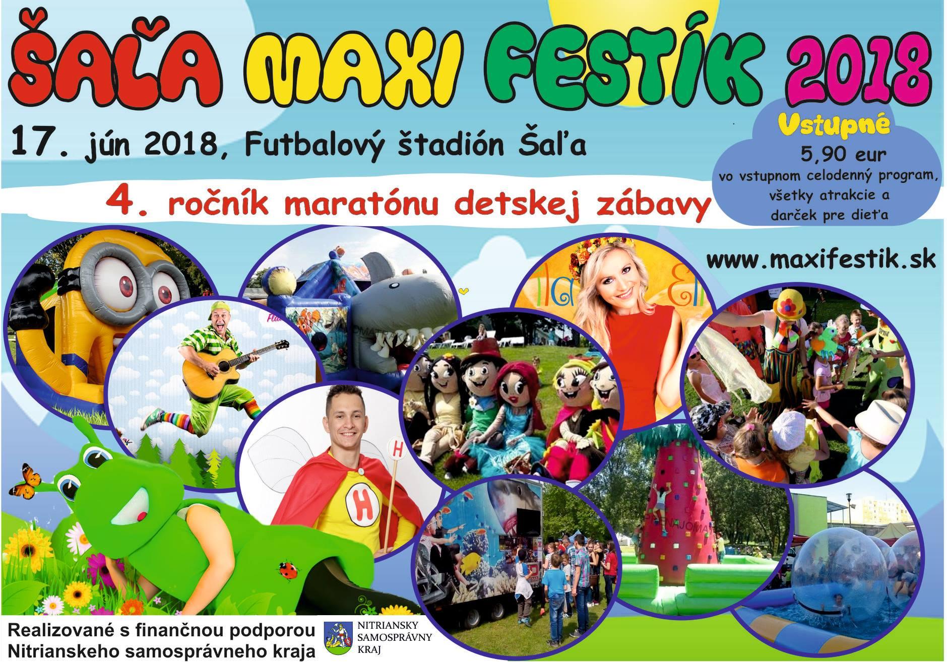 f28ebf706 V Šali sa bude konať celodenný maratón dets - Kam v meste | moja Nitra